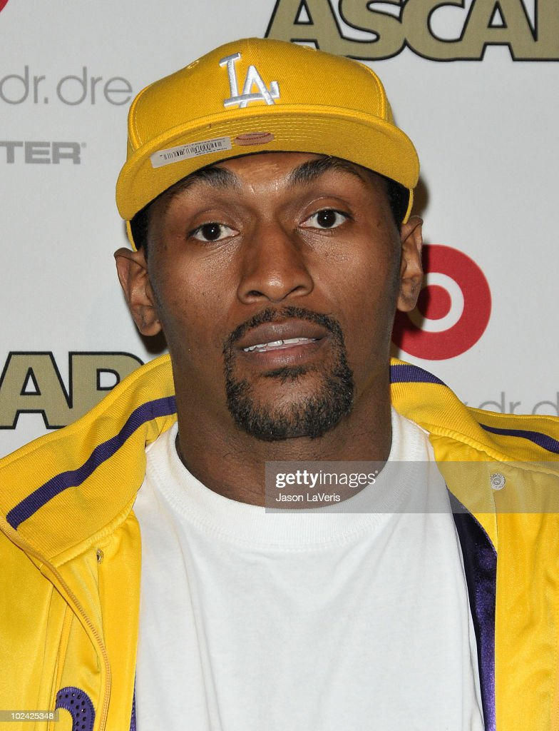 NBA player Ron Artest of the Los Angeles Lakers attends the 23rd annual ASCAP Rhythm & Soul Music Awards at The Beverly Hilton hotel on June 25, 2010 in Beverly Hills, California.