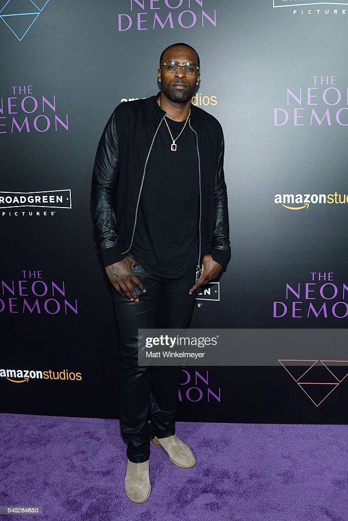 "Premiere Of Amazon's ""The Neon Demon"" - Arrivals"