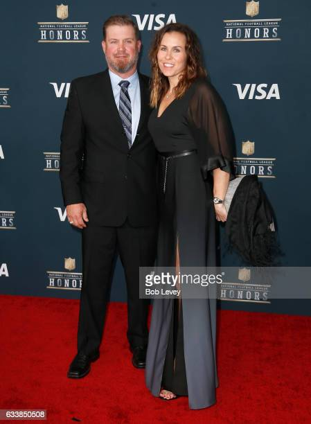 NFL player Shane Lechler attends 6th Annual NFL Honors at Wortham Theater Center on February 4 2017 in Houston Texas
