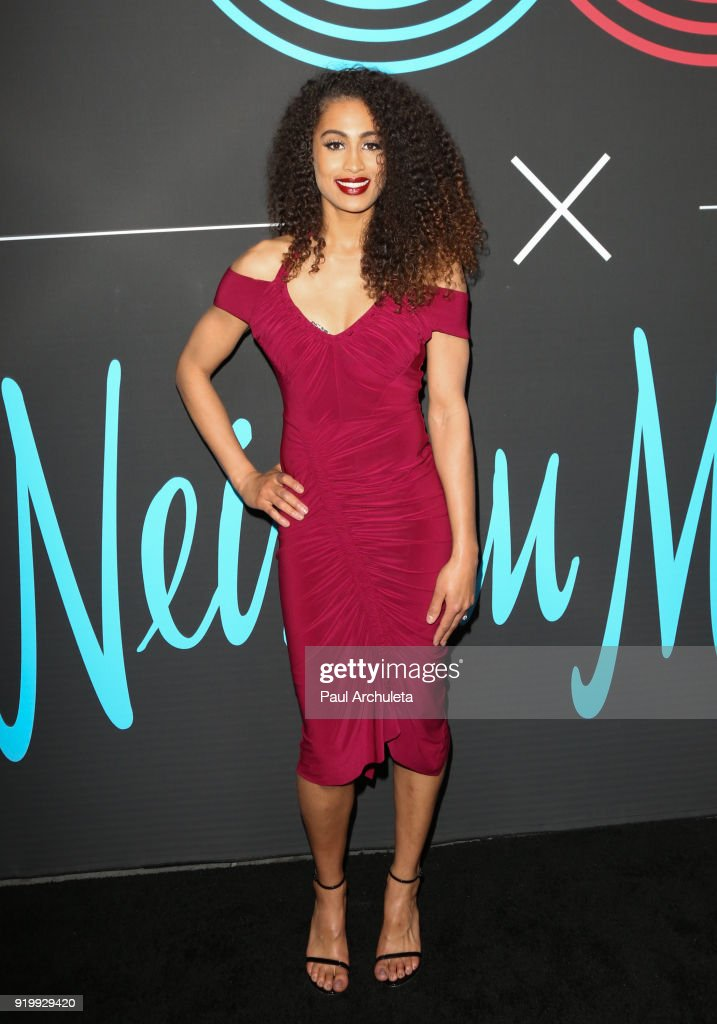 Player Skylar Diggins-Smith attends the GQ Celebration for the 2018 NBA All-Stars In Los Angeles at Nomad Hotel Los Angeles on February 17, 2018 in Los Angeles, California.