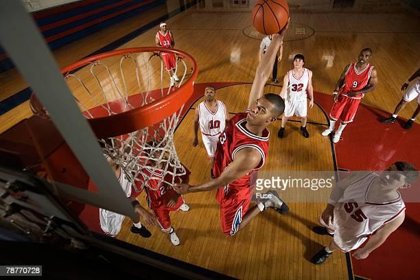 Player Taking Shot