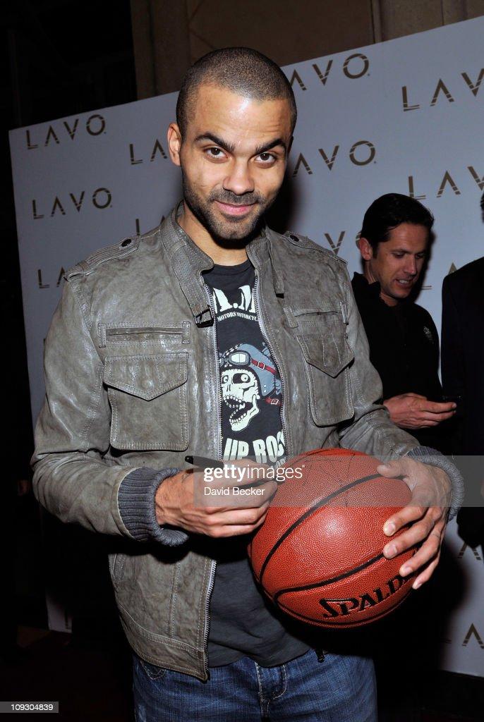 Tony Parker Hosts Baller's Ball At Lavo