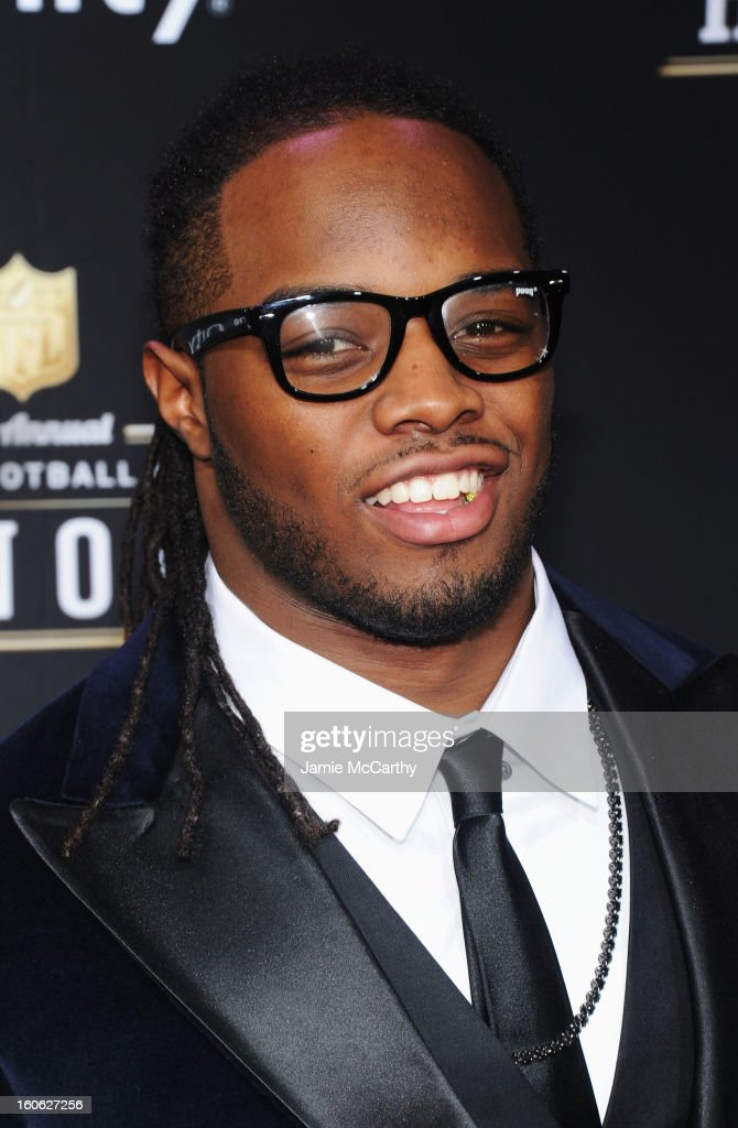 NFL player Trent Richardson attends the 2nd Annual NFL Honors at Mahalia Jackson Theater on February 2, 2013 in New Orleans, Louisiana.