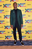 NFL player Victor Cruz attends 'How the Data Era Will Build High Performing Humans' during the 2015 SXSW Music Film Interactive Festival at Four...