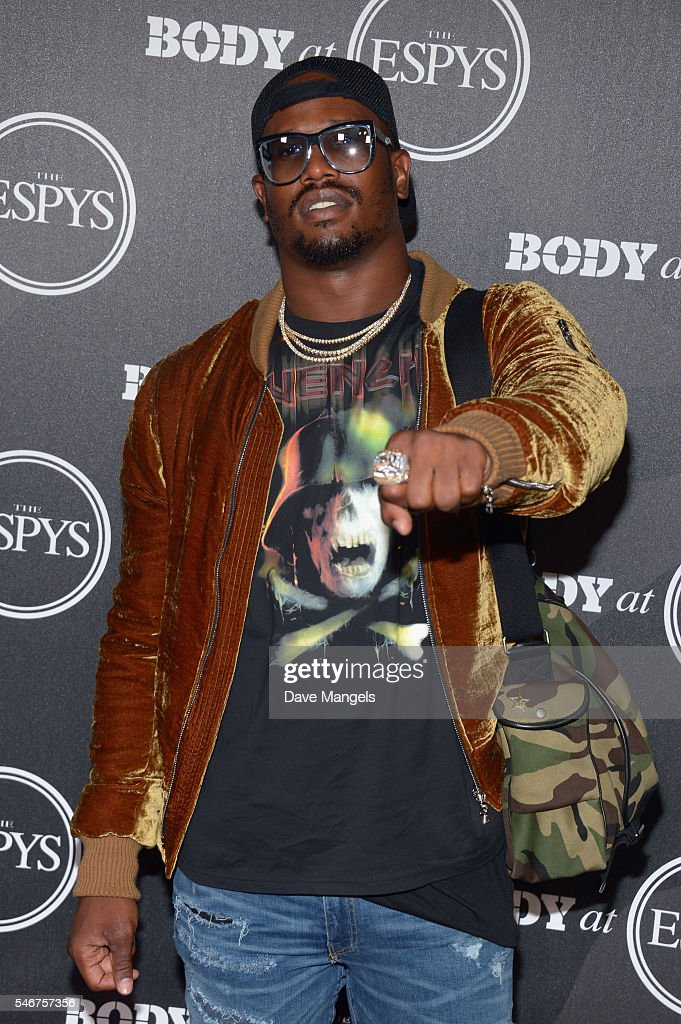 NFL player Von Miller attends the BODY At The ESPYs pre-party at Avalon Hollywood on July 12, 2016 in Los Angeles, California.