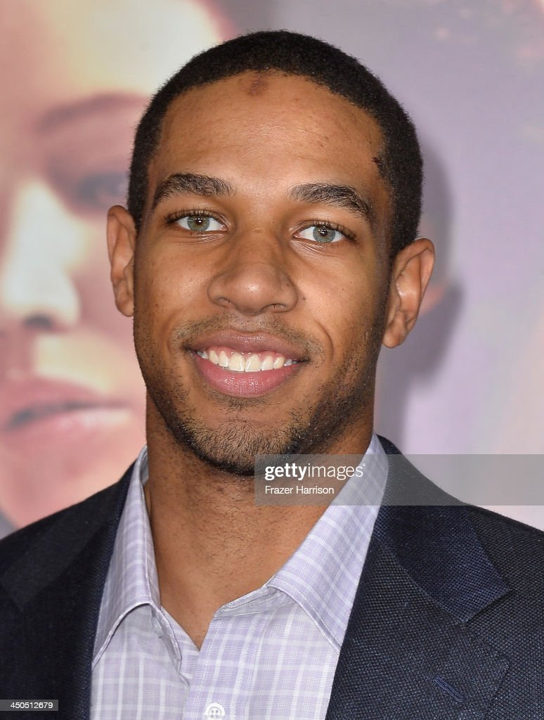 NBA player Xavier Henry attends the premiere of Lionsgate's 'The Hunger Games: Cathching Fire' at Nokia Theatre L.A. Live on November 18, 2013 in Los Angeles, California.
