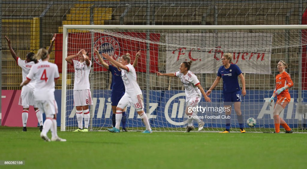 Bayern Munchen vs Chelsea - UEFA Women's Champions League Round of 32: Second Leg