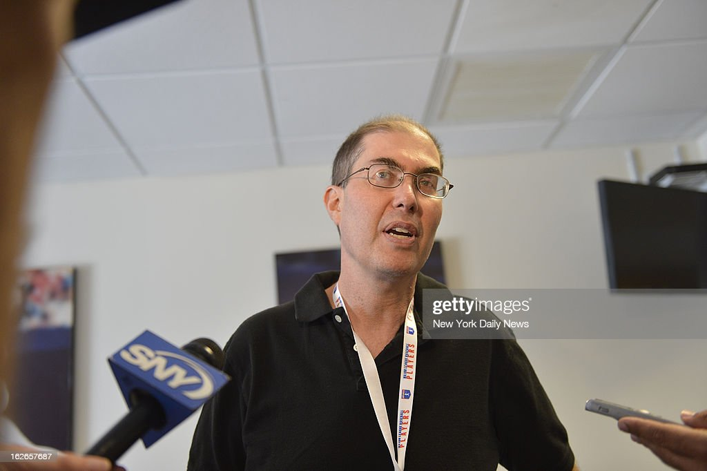 Players Association executive director Michael Weiner, seen here at Mets spring training in Port St. Lucie, says there's an active discussion going on about the Players Association increasing the penalties on players who test positive for PEDs in the aftermath of the steroid scandal linking MLB players to Anthony Bosch's Miami clinic.