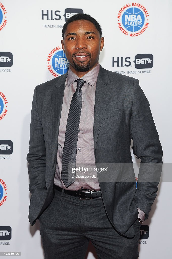 Roger mason jr attends the h i s official launch party at the park