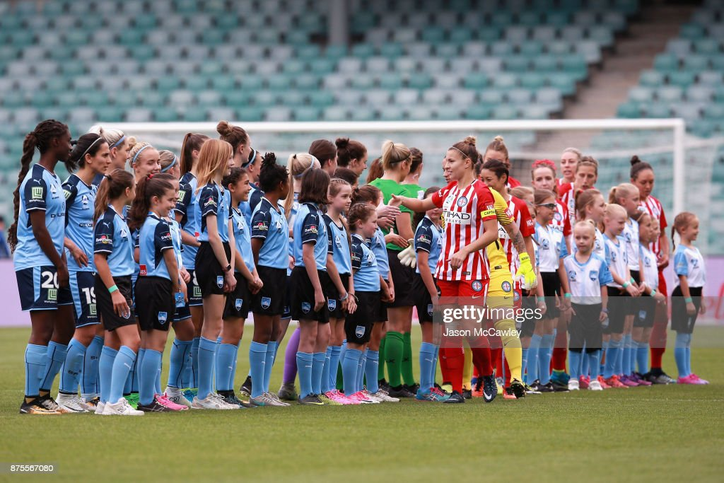 W-League Rd 4 - Sydney v Melbourne City
