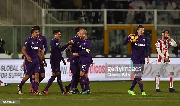 Pescara Calcio v ACF Fiorentina - Serie A : News Photo