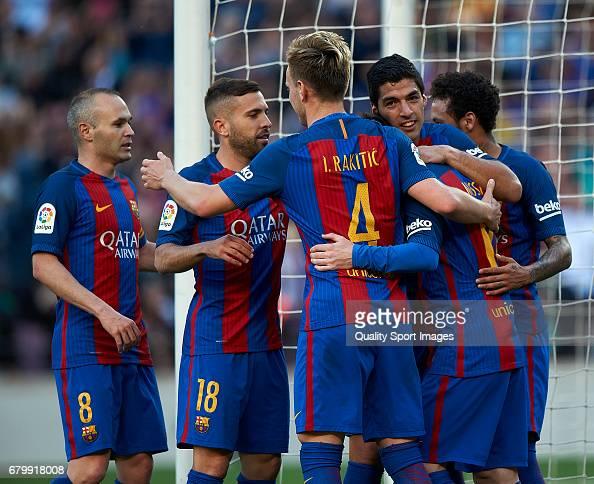 FC Barcelona v Villarreal CF - La Liga : News Photo