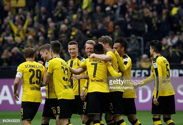 Borussia Dortmund vs VfL Wolfsburg : Bundesliga : News Photo