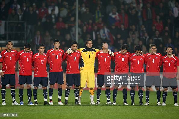 football slovakia chile