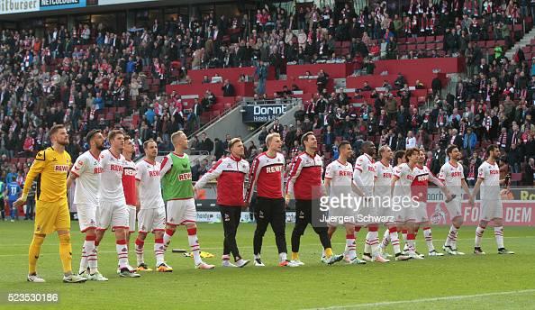1. FC Koeln v SV Darmstadt 98 - Bundesliga : News Photo