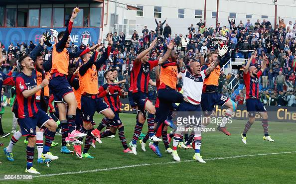 FC Crotone v FC Internazionale - Serie A : News Photo