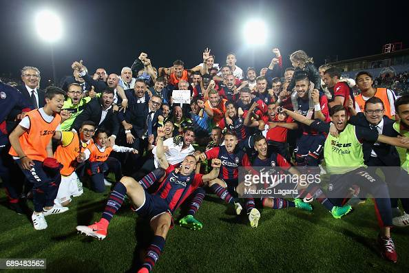 FC Crotone v SS Lazio - Serie A : News Photo