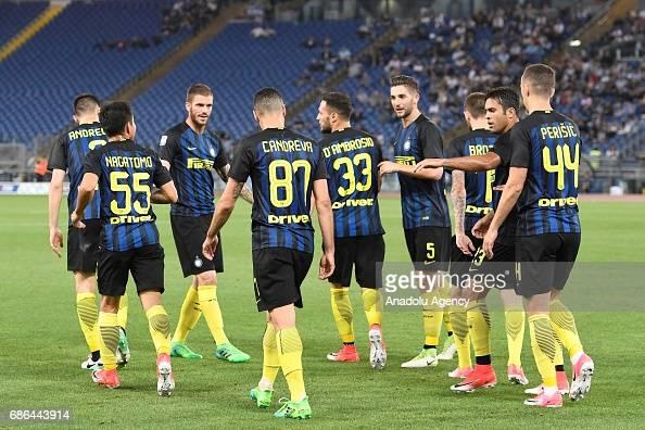 SS Lazio vs FC Internazionale Milano : Serie A : News Photo