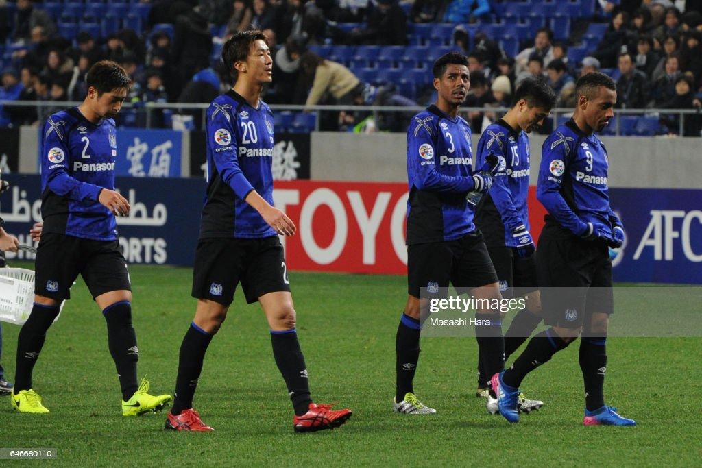 Gamba Osaka v Jeju United FC - AFC Champions League  Group H