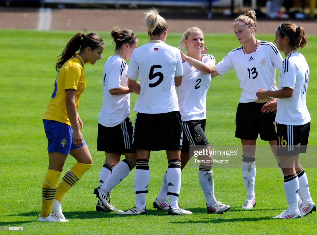 U20 Germany v U20 Sweden - Women's International Friendly