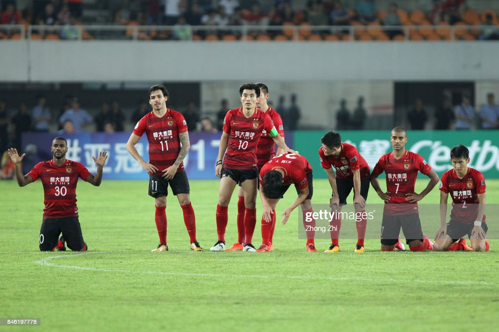 Guangzhou Evergrande v Shanghai SIPG - AFC Champions League Quarterfinals