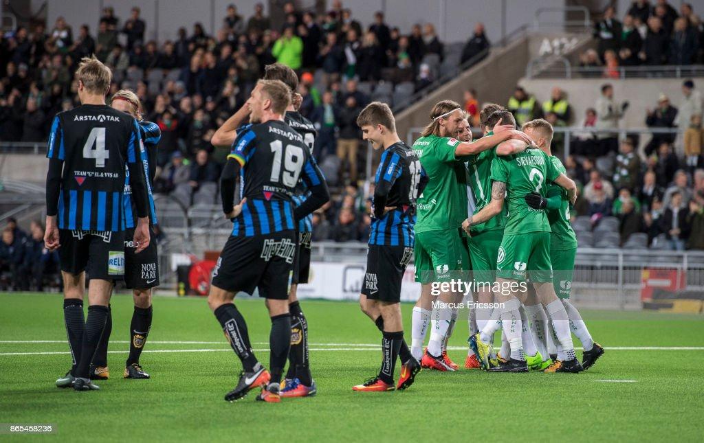 Hammarby IF v IK Sirius FK - Allsvenskan