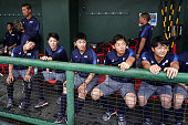 JPN: Japan v USA - Collegiate Baseball Championship Series Game 3