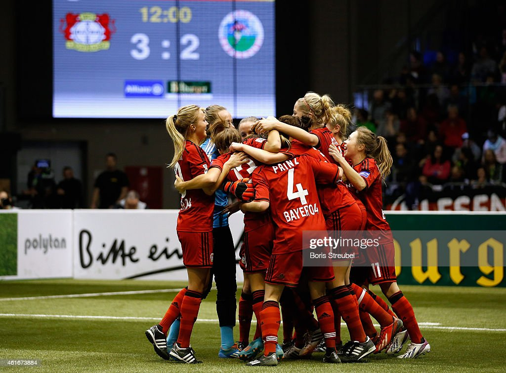DFB Women's Indoor Football Cup 2015   Getty Images