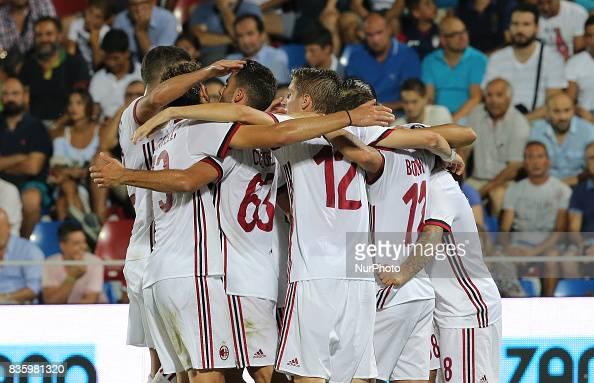 FC Crotone v AC Milan - Serie A : News Photo