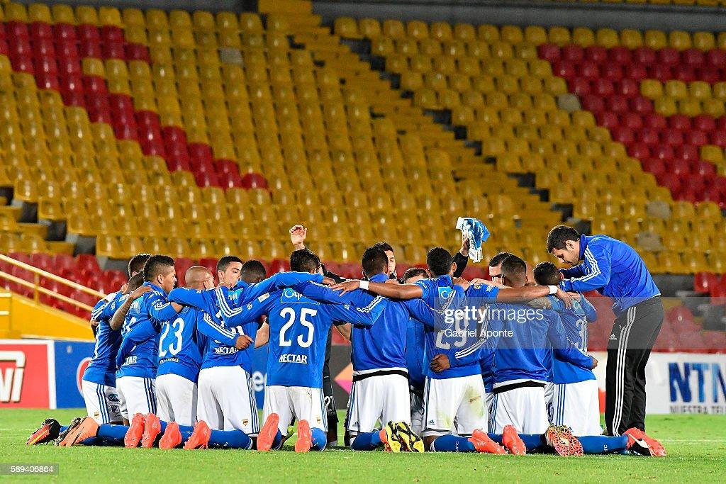 Millonarios v Fortaleza FC - Torneo Aguila 2016
