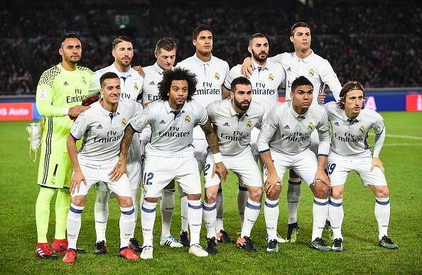 28667c36e3a La Liga news: Real Madrid kits for 2017/18 leaked