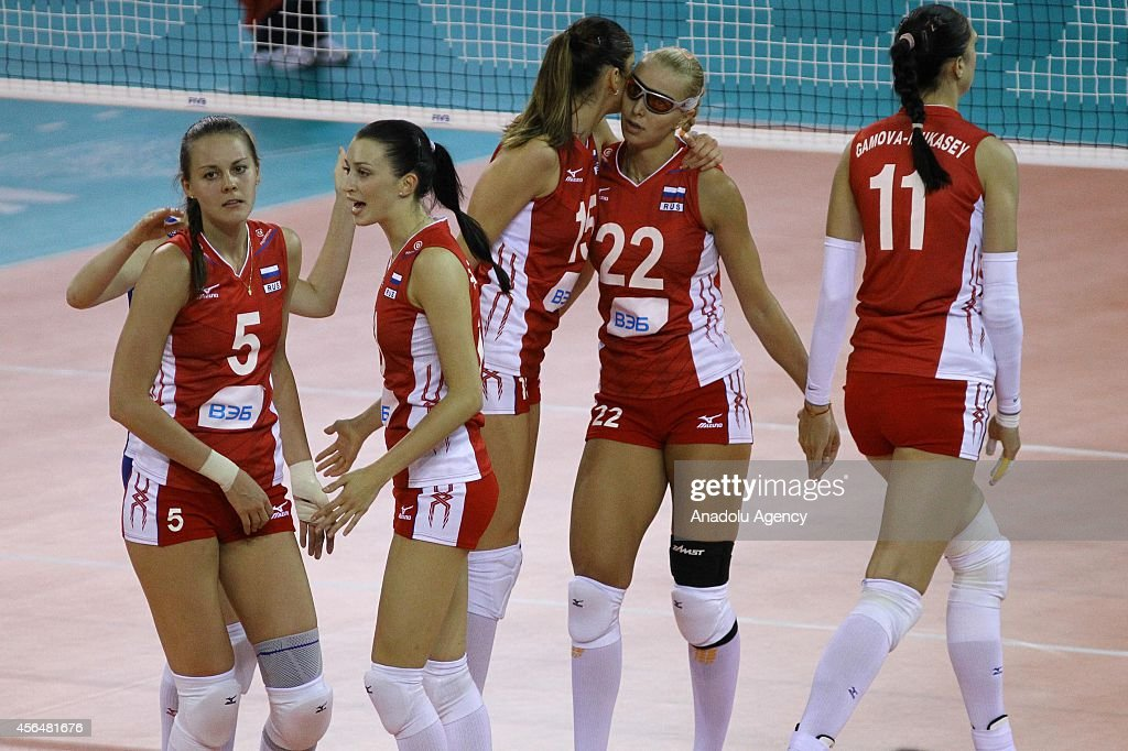 russian womens volleyball Watch the best volleyball and the most important tournaments like the cev  volleyball champions  cev volleyball champions league women - latest  videos.