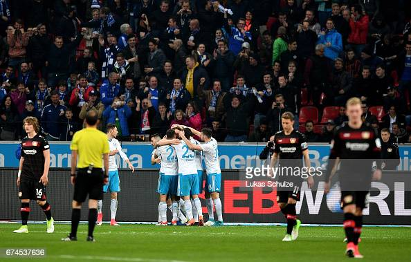 Bayer 04 Leverkusen v FC Schalke 04 - Bundesliga : News Photo