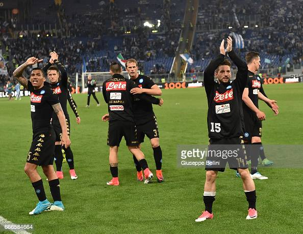 SS Lazio v SSC Napoli - Serie A : News Photo