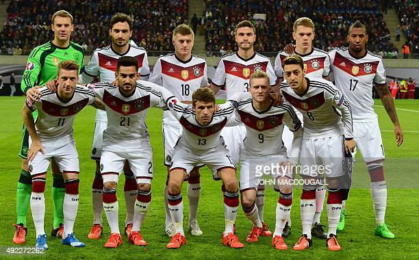 German Soccer Players