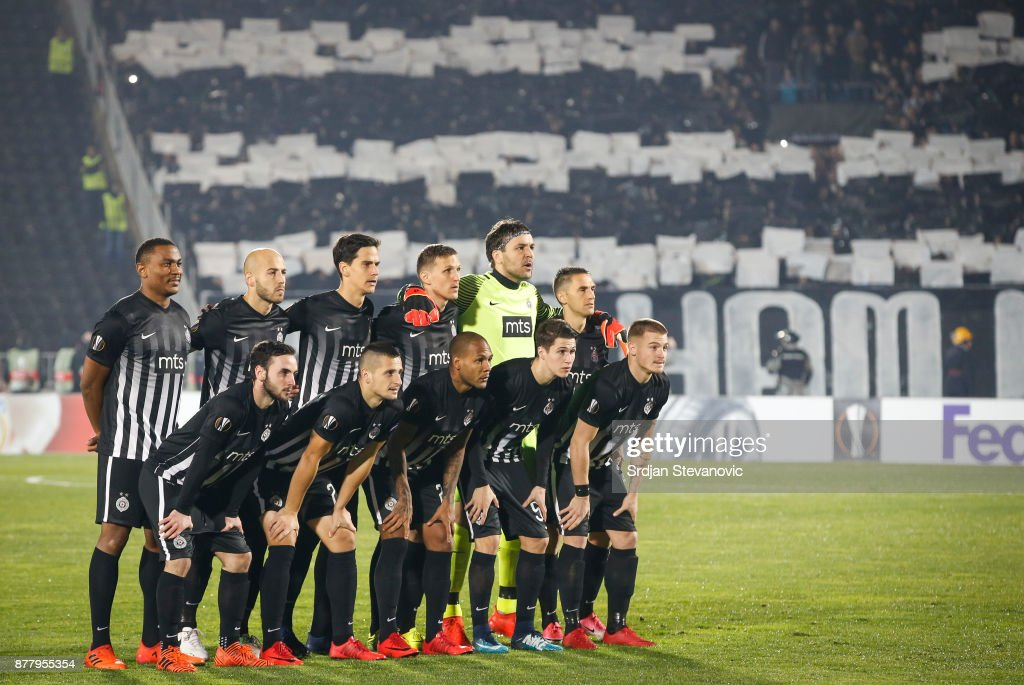 Partizan v BSC Young Boys - UEFA Europa League