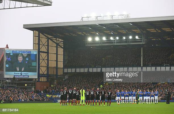 Players officials and fans remember exEngland manager Graham Taylor who passed away at the age of 72 on Thursday prior to the Premier League match...