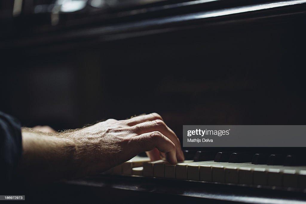 Playful hands : Stock Photo