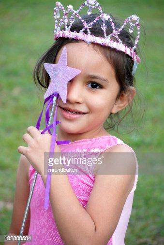 Playful Princess
