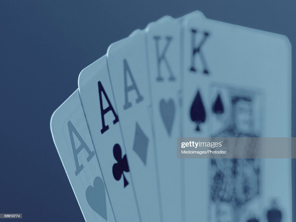 Playing cards : Stock Photo