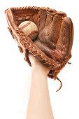 Playing Catch - Baseball Glove