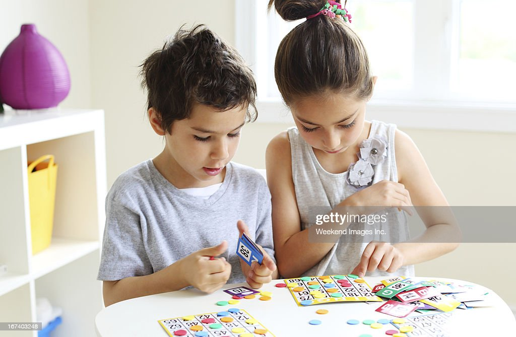 Playing friends : Stock Photo