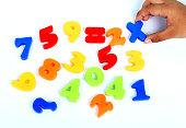 Letter toy very helpful brain development of children