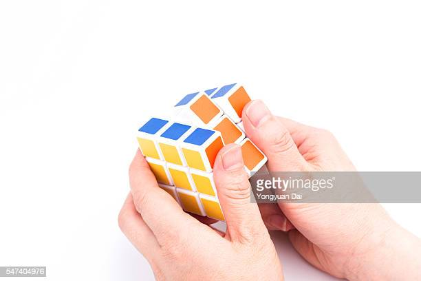 Playing Rubik's Cube