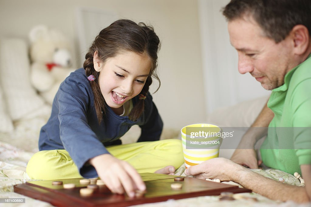 Playing together : Stock Photo