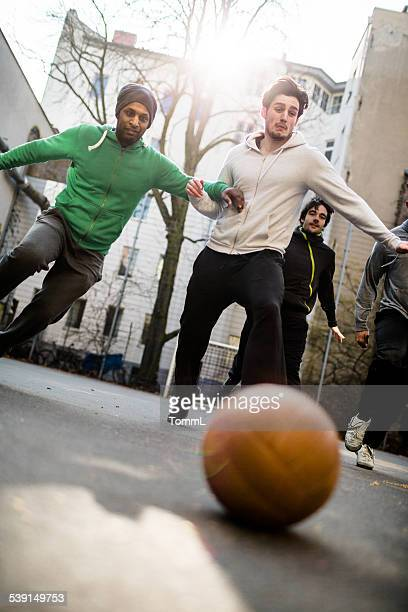 Playing Urban Soccer