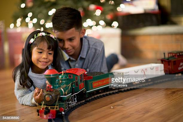Playing with a New Train