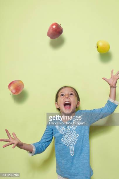 Playing with apples