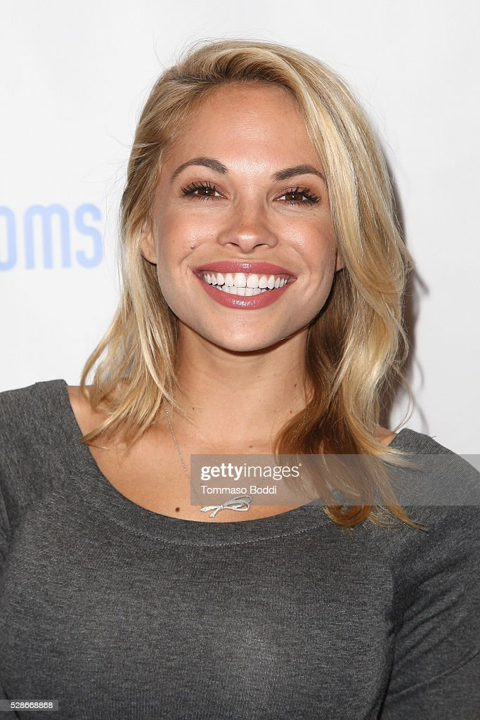 Playmate of the Year Dani Mathers attends the Single Mom's Awards held at The Peninsula Beverly Hills on May 6, 2016 in Beverly Hills, California.