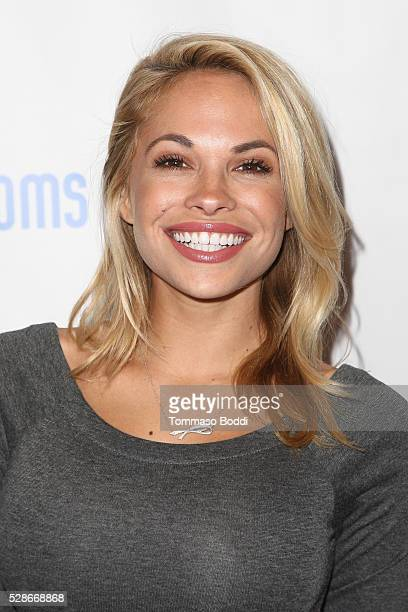 Playmate of the Year Dani Mathers attends the Single Mom's Awards held at The Peninsula Beverly Hills on May 6 2016 in Beverly Hills California